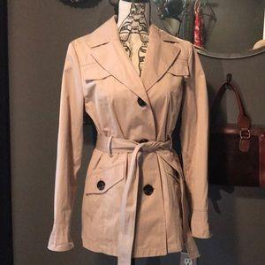 Classic Ellen Tracy Trench Coat
